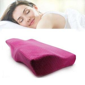 Image 2 - Profesyonel yastık kirpik uzatma salonu greft kirpik uzatma yastık bellek flanel yastık