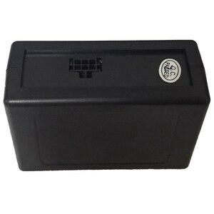 Image 5 - 3c para audi a6 a7 a8 q7 05 09 adaptador de amplificador de caixa de decodificador de fibra óptica do carro aux