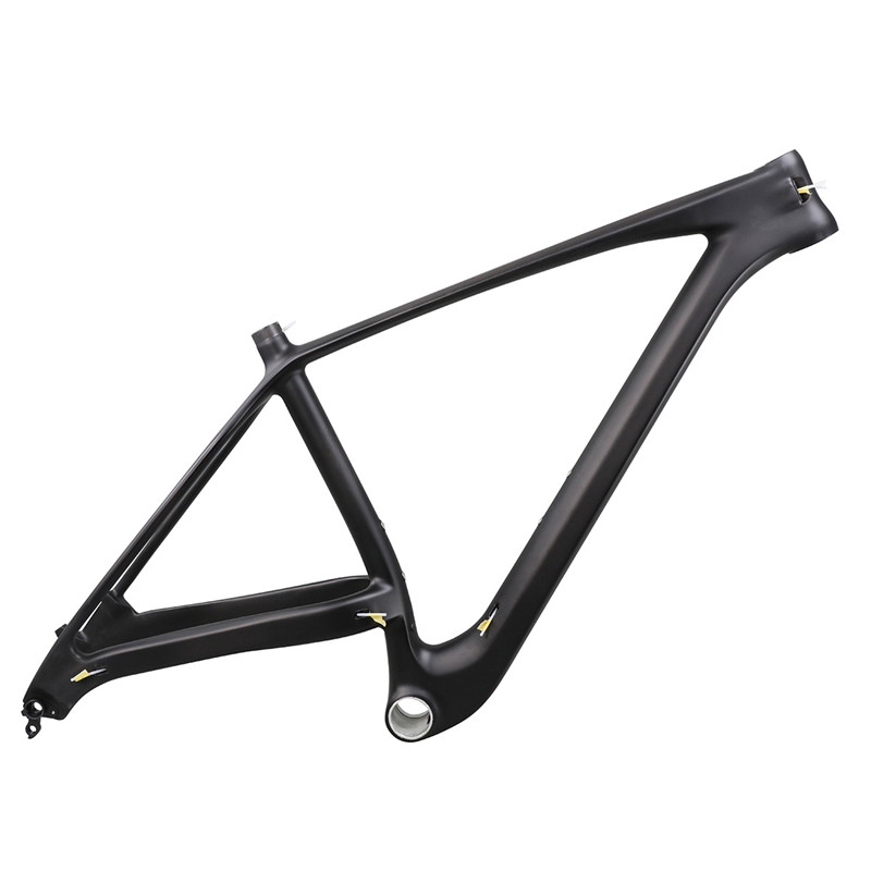 Special price full <font><b>carbon</b></font> mtb <font><b>29</b></font>+ boost 148*12 rear space hardtail mountain bike <font><b>Frame</b></font> image