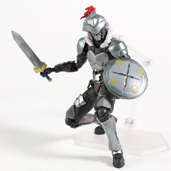 Goblin Slayer Figma 424 PVC Action Figure Collectible Model Toy 3