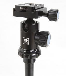 Image 5 - Sirui A1005 נסיעות מצלמה חצובה קל משקל אלומיניום חצובה עבור DSLR SLR Canon Nikon Sony אולימפוס DV עם לשאת תיק