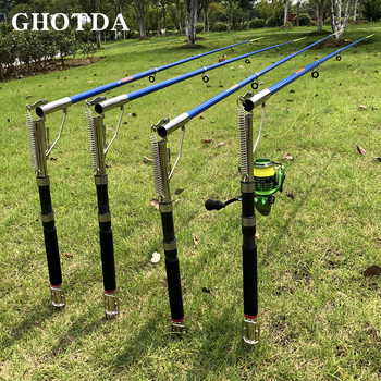 GHOTDA Automatic Fishing Rod Fishing Rods 2fa47f7c65fec19cc163b1: 1.8 m|2.1 m|2.4 m|2.7 m
