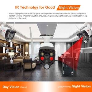 Image 4 - Pripaso 720P 1080P 풀 HD 인간의 탐지 PIR IP 카메라 와이파이 무선 네트워크 CCTV 비디오 감시 보안 카메라 ONVIF P2P