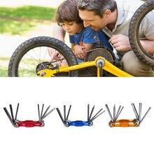 7 в 1 Набор инструментов для велосипеда Горный Дорожный велосипед