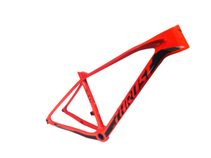 Image 3 - THRUST 2020 Free shipping newest  red BOOST outdoor mountain bicycle frame 148*12mm MTB bike frame UD 29er bicycle accessories