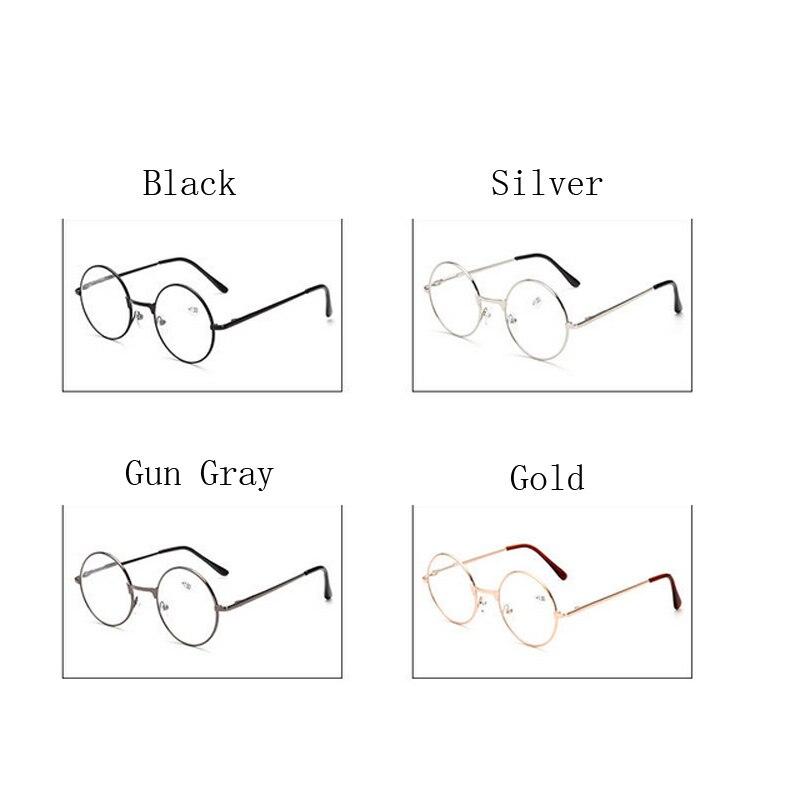 MOLNIYA Retro Round Reading Glasses Women Men Metal Presbyopic Glasses Myopic Lens Eyewear +1.0+1.5+2.0+2.5 +3.0 +3.5 +4.0