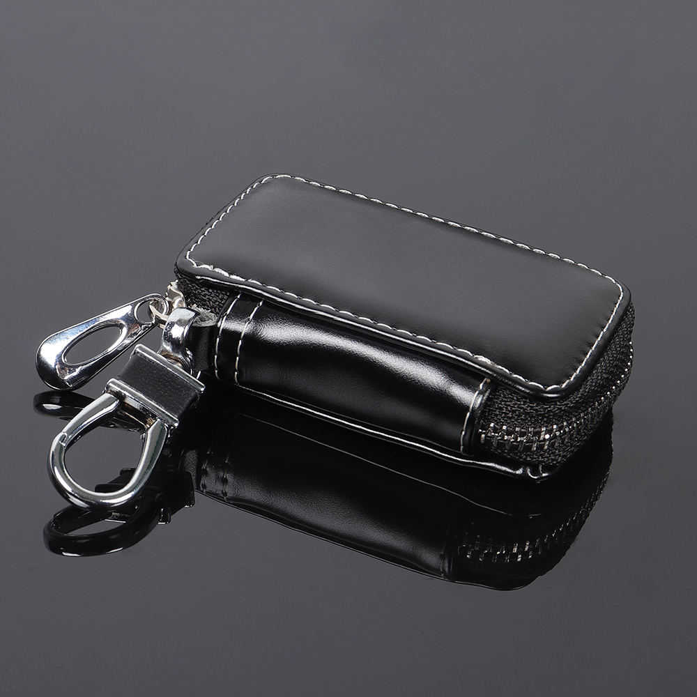 1X AUTO Car Key Bag Accessories For VW Polo <font><b>Golf</b></font> 3 <font><b>4</b></font> 5 6 7 T5 Jetta MK5 MK6 MK7 EOS Bora Passat B6 B5 B7 B8 CC B9 Caddy Touran image