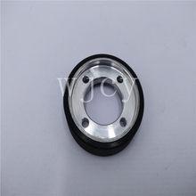 5 peças da máquina de impressão deslocada da roda 38x19x10mm cd74 xl75 dos pces f4.614.555