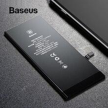 Аккумулятор Baseus для телефона iPhone 6s 6 6s Plus 7, сменные литиевые батареи большой емкости 3500 мАч с бесплатными инструментами