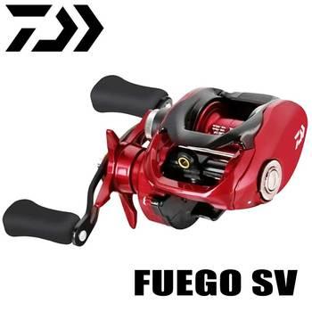 DAIWA FUEGO SV Baitcasting Fishing Reel 6.3:1/7.3:1 5KG Power
