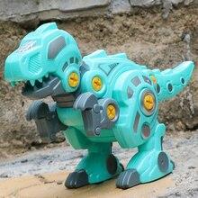 Building-Toy Model Transform Play-Figure Jurassic Park Dinosaur Action Animal Dragon