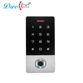 Touch screen keypad reader 10000 users large capacity standalone access controller metal biometric control fingerprint machine