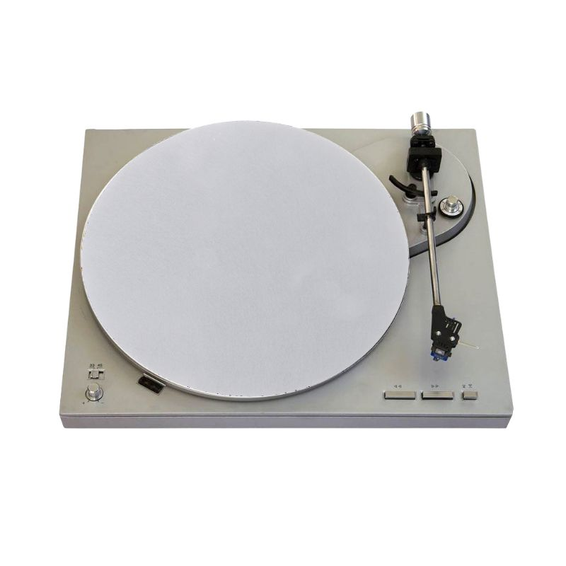 NEW Phonograph Turntable Record Player Anti Static Slip Mat Made in the USA