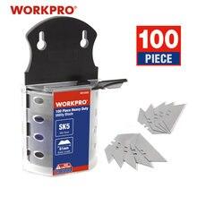 Workpro оригинальные лезвия сверхмощные для ножа sk5 стальные