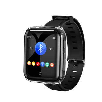 Watch Bluetooth MP3 player built-in speaker pedometer alarm clock music ebook recording radio video calendar stopwatch