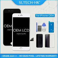 Pantalla LCD OEM AAA ++ para iPhone 6, 6S, 7, 8 Plus, 3D Force Touch, 5C, 5S, 5SE