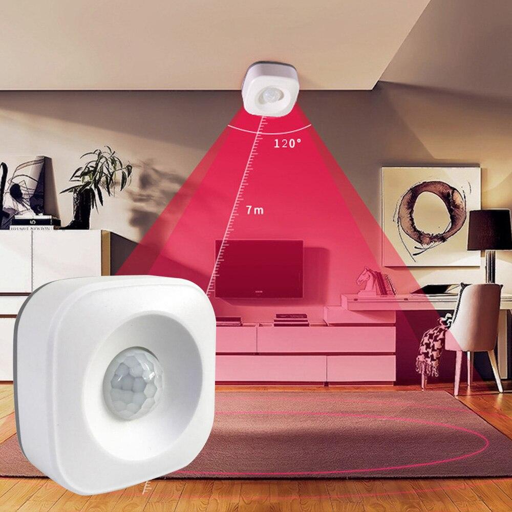 WiFi Infrared Motion Sensor Day & Night Body Sensor Accessories WiFi Smart PIR Motion APP Accessories