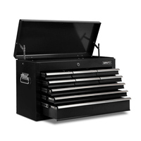 Giantz 9 Drawer Mechanic Tool Box Storage Safety Instrument Tool Storage Toolbox Sealed Tool Case Box 4 Color A2