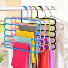 5 круглый Ланч-бокс брюки держатель крюка шарф шаль Галстуки хранения вешалка Ванная комната полка товары для дома для хранения одежды лучшие, опт