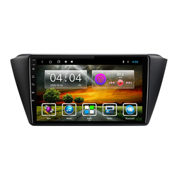 For Skoda Fabia 2015 2016 2017 2018  2 din Car MP5 Multimedia Player Android  Autoradio GPS Navigation car stereo head unit