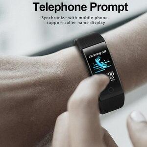Image 4 - Smart Band Body Temperature Watch Fitness Tracker Bracelet IP68 Waterproof For Sport Pedometer Fitness Bracelet Blood Pressure