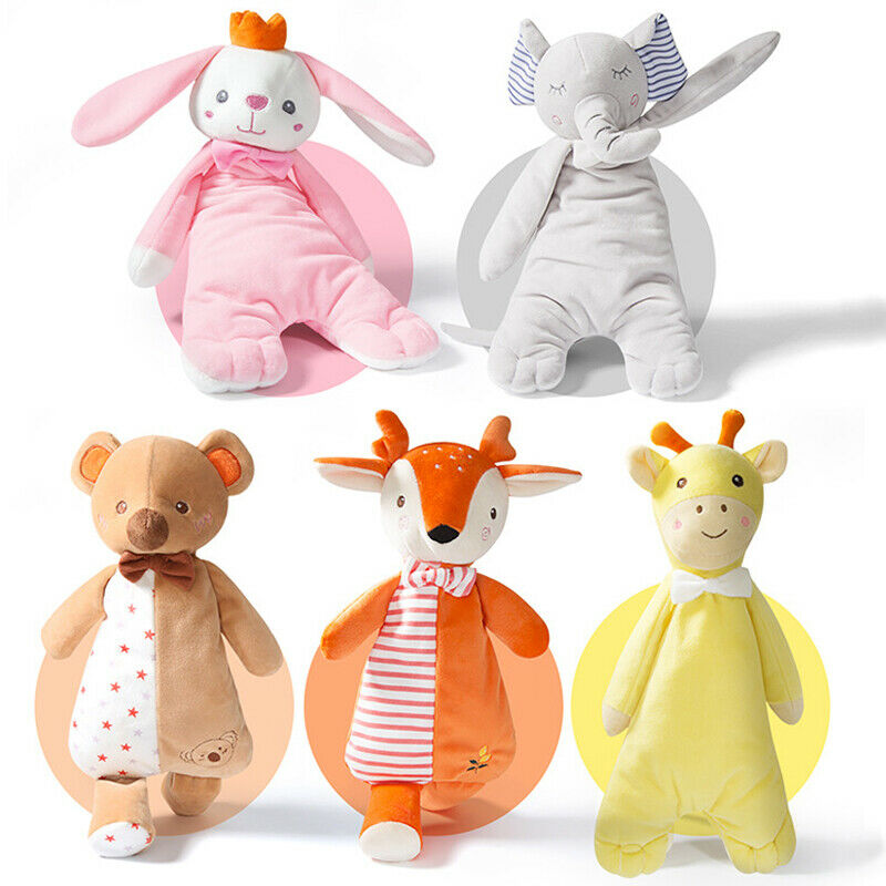 For Baby Infant Newborn Toy Plush <font><b>Animals</b></font> <font><b>Bear</b></font> <font><b>Koala</b></font> Plush Soft Toy <font><b>Stuffed</b></font> <font><b>Animal</b></font> Cuddly Doll Teddy Gift image