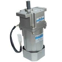 цена на AC120-5GUD AC Gear Motor 110V/220V 120W 7.5/15/23/34/54/75/108/150/180/270/450Rpm High Torque AC Gear Motor With 5GUD Gearbox