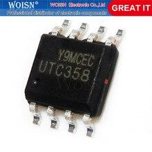 1 pçs/lote UTC358D UTC358 358 SOP-8 Em Estoque
