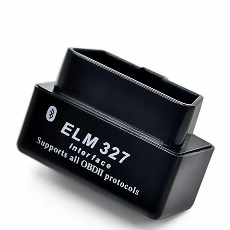 black elm327 obd2 scanner