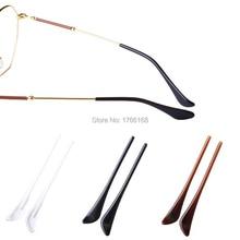 200 шт.(100 пар) противоскользящие пластиковые дужки для металлических дужек, очки, дужки, имитирующие ацетатные дужки