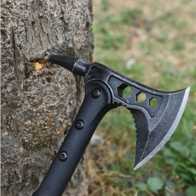 Tactical Axe Tomahawk Army Outdoor Hunting Camping Survival Machete Axes Hand Tools Axe Hatchet Axe/Ice Axe Throwing Axe