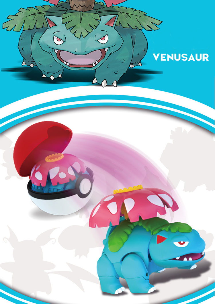 Pokemon In Pokeball Capsule Toys 13