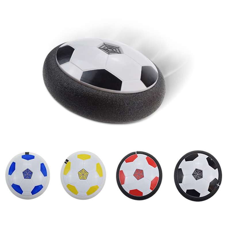 Hot Kids Toys Universal Suspension Football Electrical Colorful LED Football Flash Air Cushion Football For Adult,Children Gift