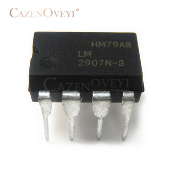 5pcs/lot LM2907N-8 LM2907 DIP-8 voltage frequency converter new original In Stock image