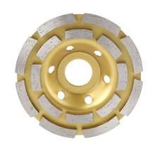 Алмазный сегментный шлифовальный круг диск шлифовальная машина