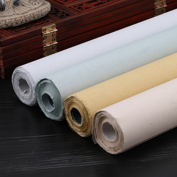 10 Sheets Chinese Calligraphy Papers Batik Rijstpapier Half-Ripe Xuan Paper Painting Hemp Paper Papel Arroz with Scattered Spot calligraphy paper papel arroz rolling half ripe xuan paper chinese yellow ultra thin rice paper chinese painting rijstpapier