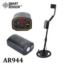 Detector de metais Subterrâneo depth1.8m/3m AR944M Scanner ferramenta Finder 1200mA li Bateria para Buscando Gold Digger Treasure Hunter