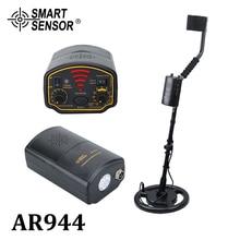 Metal Detector UnderGround depth1.8m/3m AR944M Scanner Finder tool 1200mA li Battery for Gold Digger Treasure Seeking Hunter
