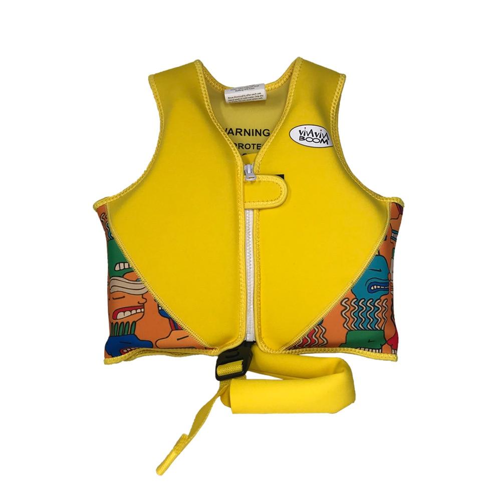 Children Fu Li Yi Baby Swimming Learning Floating Vest