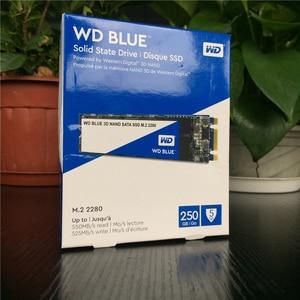 Image 2 - Western Digital WD Internal SATA M.2 SSD 250GB 500GB NGFF Solid State Drive 1TB 2TB Internal M.2 2280 ssd for PC Laptop