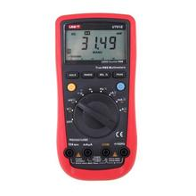 UNI-T UT61E Digital Multimeter Auto Range True RMS Peak Value RS232 REL AC/DC Meter Amperemeter Uni t UT 61E Multimeter uni t ut d07a bluetooth adapter module for uni t ut181a ut171a and ut71e