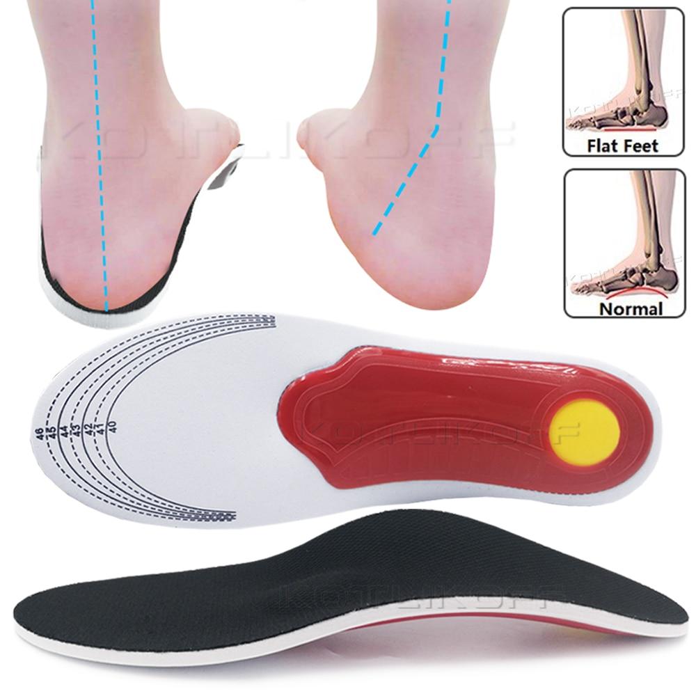 Premium Orthopedic Insoles Flat Feet
