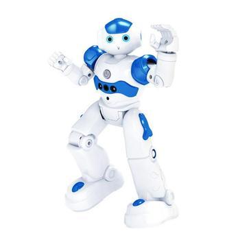 RC Robot Toy Smart Dancing Robot i Interactive Toys Robots Intelligent Robotica Robo Christmas Gift For Children Singing original jjrc r2 r11 rc robot singing dancing cady wida intelligent gesture control robots toy action figure for children toys