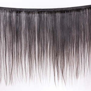 "Image 2 - Mocha saç 10A malezya bakire düz saç uzatma 8 "" 28"" doğa renk % 100% işlenmemiş insan saçı örgüleri"
