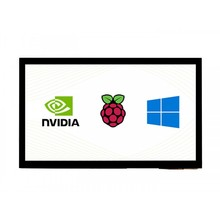 Screen-Support Touch-Screen Raspberry Pi Jetson Nano HDMI LCD PC 10-Points-Touch Fully-Laminated
