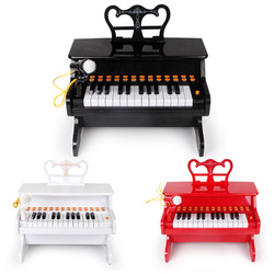 Polaroid 1701 Classical Piano Multi-functional Electronic Organ Toy 2-6-Year-Old Children Beginners ENLIGHTEN Education Instrume