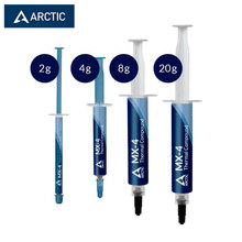 Arctic MX-4 2/4/8/20g Thermal Conductive Silicone Grease Graphics Card Cooling Paste Desktop cpu Notebook Silicone