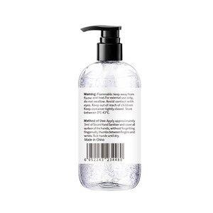 Image 4 - 900ML Travel Portable Hand Gel Sanitizer Anti Bacteria Moisturizing Disposable No Clean 75% Alcohol  Antibacterial Hand Gel