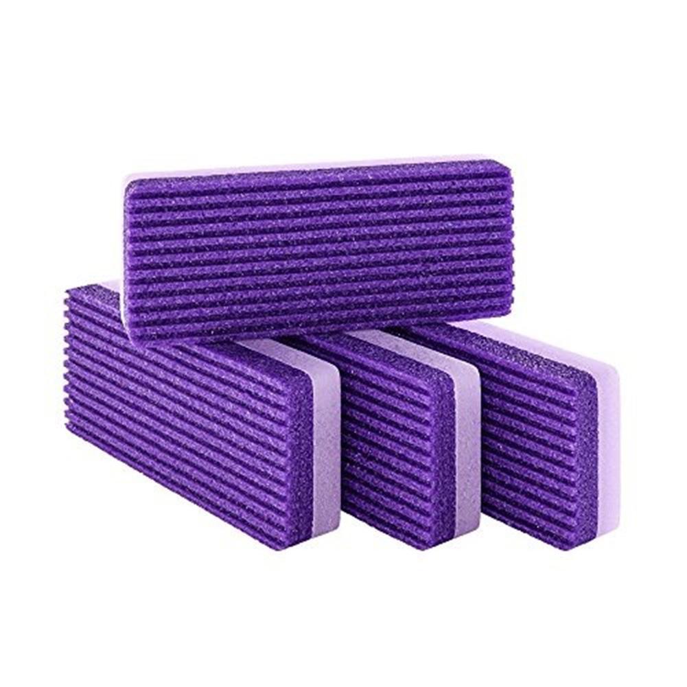 3Pcs Foot Pumice Sponge Stone Pedicure Tools For Foot Callus Exfoliate Hard Skin Remove Pedicure Scrubber Foot Care Tool