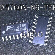 5 шт./лот FA5760N-N6-TE3 FA5760 5760 лапками углублением SOP-16